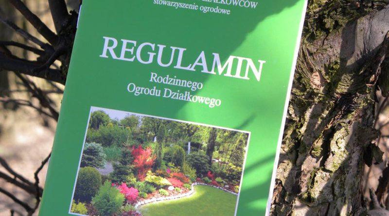 Regulamin ROD