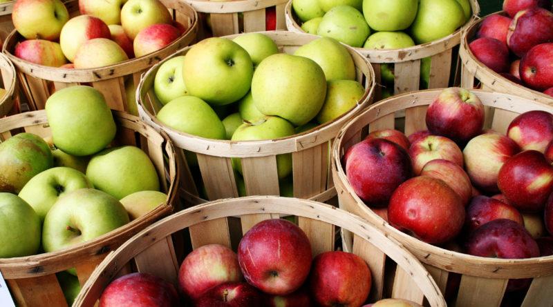 owoce a pestycydy